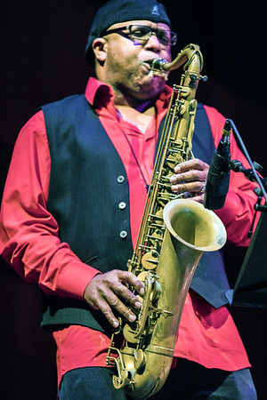OCT 13: Sax player | The Anthony Paule Soul Orchestra