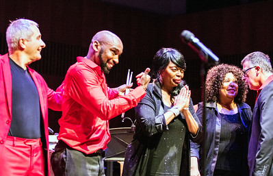 OCT 13: Some Members of The Anthony Paule Soul Orchestra