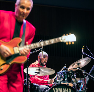 OCT 13: Anthony Paule (l) and D/Mar |  The Anthony Paule Soul Orchestra