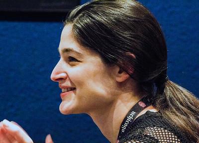 OCT 13: Leigh Fagin | Associate Director of University Arts Engagement, Logan Center