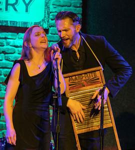 Eilen Jewell and Jason Beek | Eilen Jewell Band