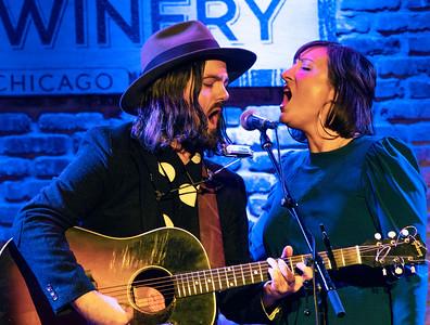 Jordie Lane and Clare Reynolds