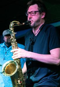 Aaron Liddard | Sugaray Rayford Band