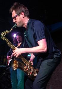 Aaron Liddard (Alistair Greene in background) | Sugaray Rayford Band