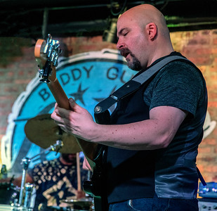 Allen Markel | Sugaray Rayford Band