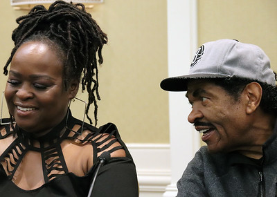 Terrie Odabi with Bobby Rush | PANEL: The Blues and Race, Part 2