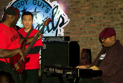 The No Static Blues Band
