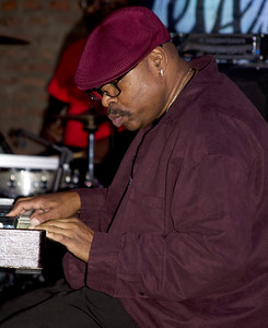 Keyboard player, No Static Blues Band