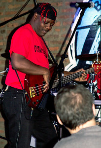 Jeff LeBon of the No Static Blues Band