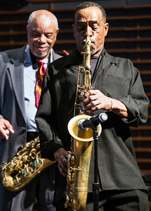 (l-r) Rodney Brown and Hank Ford