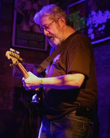 Blues Pro Jam @ Reggie's Music Joint