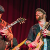 Nick Moss Band  | (l-r) Nick Moss and Michael Ledbetter