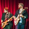 Nick Moss Band | (l-r) Nick Fane and Michael Ledbetter