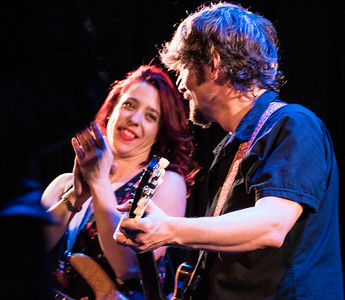 Danielle Nicole and Luther Dickinson (North Mississippi Allstars)