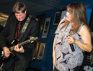 Dave Weld and Monica Myhre | Dave Weld and the Imperial Flames