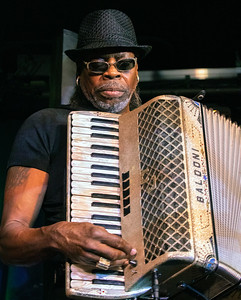 CJ Chenier | CJ Chenier & The Red Hot Louisiana Band