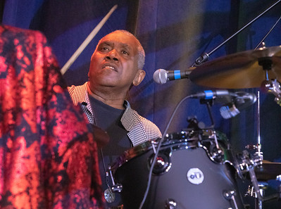Brian Rochon  | CJ Chenier & The Red Hot Louisiana Band