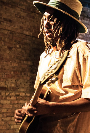 Michael Damani (Original Chicago Blues Allstars Anniversary Party and Awards ) | Motor Row Brewing