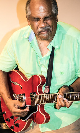 Maurice John Vaughn (Original Chicago Blues Allstars Anniversary Party and Awards ) | Motor Row Brewing