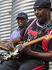 Lamont Harris Band | Blues Heaven Foundation's Garden