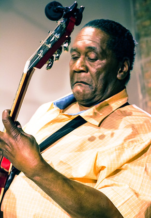 John Watkins (Original Chicago Blues Allstars Anniversary Party and Awards ) | Motor Row Brewing