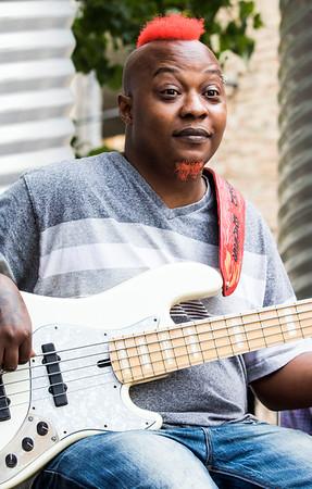 Lamont Harris Band   Blues Heaven Foundation's Garden