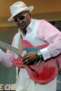 6.12.16 @ Chicago Blues Festival, Petrillo Music Shell | Eddy Clearwater
