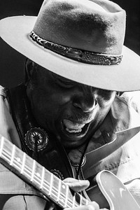 7.1.17 @ Broad St. Blues and Barbeque Fest, Griffith, IN | Eddy Clearwater