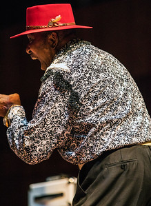 OCT 13-15, 2017 @ Logan Center Blues Fest, University of Chicago | Eddy Clearwater