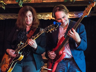Rockin' Johnny and Marie Martens