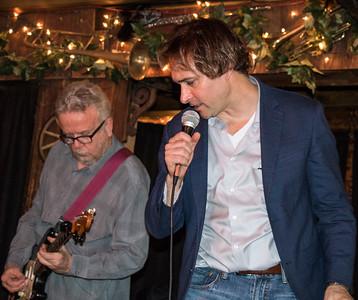 Rick Kreher and Rockin' Johnny