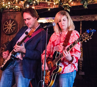 Rockin' Johnny and Ayme Frye