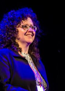Festival Subdirector/Producer Teresa Urtusástegui