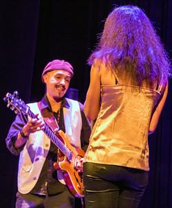 Vanessa Collier Band    Julián Arcos with Vanessa Collier
