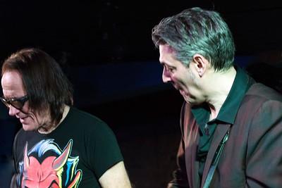 Krazy Eddie Bloom and Tony Wittroc