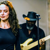 Alina Taber (with Bear Williams in background)