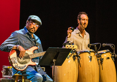 (l-r) Leroy Hodges and Martin Shore