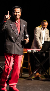 Bobby Rush (with Boo Mitchell in background)
