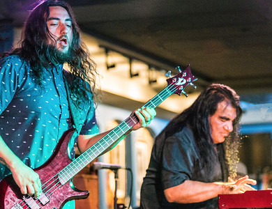 Walter Trout Band | (l-r) Danny Avila and Sammy Avila