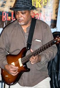 Guitarist for Mr. Rhythms band