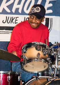 Drummer for Mr. Rhythms band