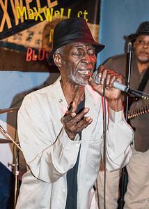 Singer for Mr. Rhythms band