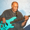 Bass player for Mr. Rhythms band