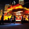 Summer dance in Millennium Park