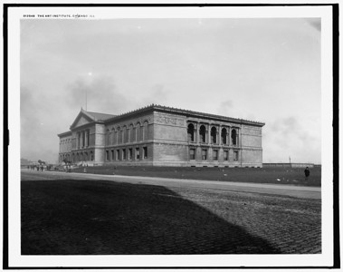 Title: The Art Institute, Chicago, Ill. Detroit Publishing Co. , publisher Date Created/Published: [between 1890 and 1901]   Source: http://www.loc.gov/pictures/item/det1994007877/PP/