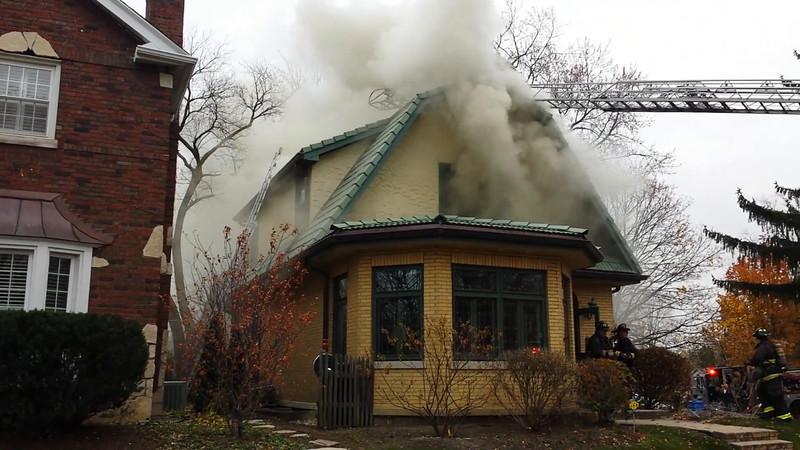 Chicago Fire Dept.  Wrkf.  Hurlbut & Newcastle