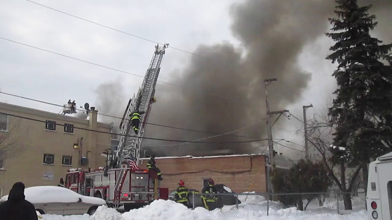 Elmwood Park Fire