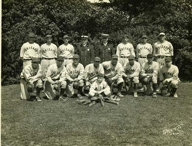 CFD Baseball Team 40's 50's