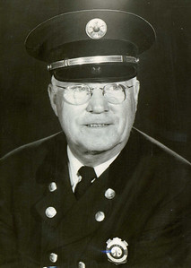 Grandpa Joe ... Drill Master for the Cicero Fire Dept. after retirement from the Chicago FD