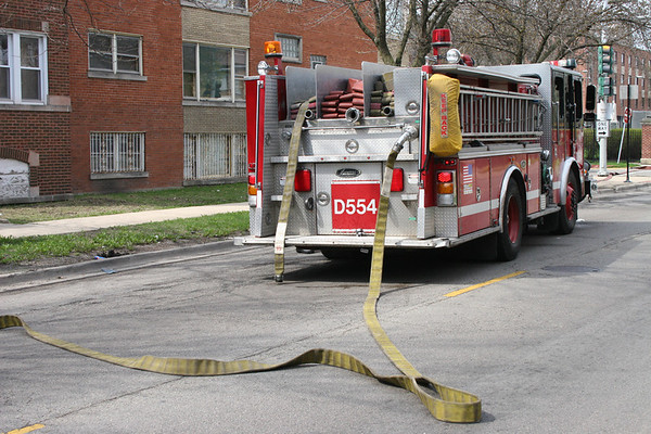 Chicago Fire Department : 2500blk Marquette Rd 4/29/13